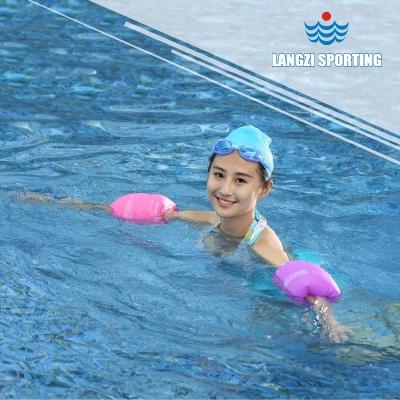 S-605浪姿双气囊平衡手臂圈   建议配合学习游泳带使用